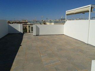 Stunning Apartment with 65m2 roof solarium
