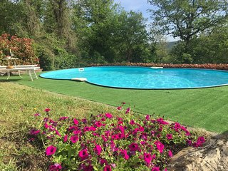 Cottage with pool for 2 couples, unique and strategic location in Chianti area