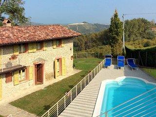 4 bedroom Villa in San Donato, Piedmont, Italy : ref 5443221