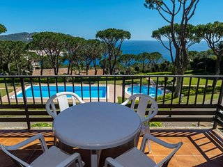 4 bedroom Apartment in Calella de Palafrugell, Catalonia, Spain : ref 5247059
