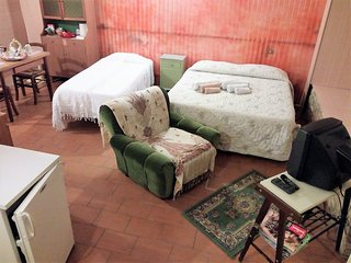 Grazioso loft - monolocale in centro storico a Perugia