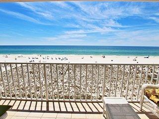 View from the Balcony Door