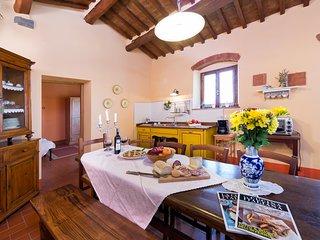 La Tesa Appartamento Girasole Farmhouse and Natural Wines