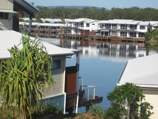 Runaway Bay affordable two-bedroom holiday apartment. Quality, Quiet and Comfort