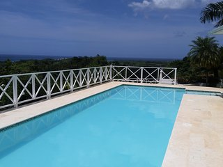 Buena Vista, beautiful sea views and 17x4m pool