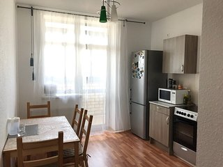Cozy apartment with 1 room in Ekaterinburg