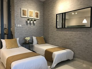 Teega Boutique Suites by LSE (Studio, 1 double bed & 2 single sofa beds)