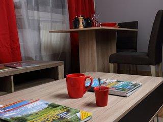 Le cosy : agreable studio pratique proche Geneve