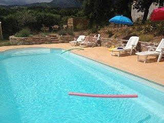 Maison Corse (juillet-août) Piscine chauffée
