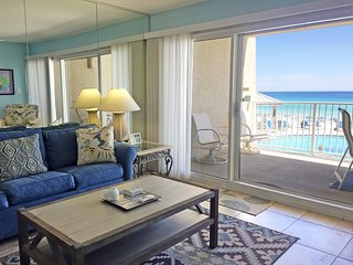 BeachHouse Condo-C204*Gulf Front!*Destin*Pools 2BR