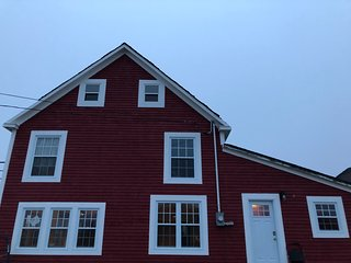 150 Year Old Renovated Vacation Rental in historic Greenspond Newfoundland