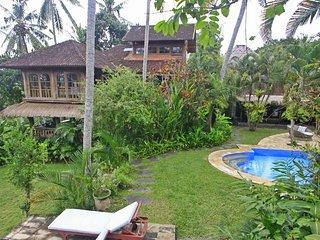 Stunning View 5bdrs Villa In Ubud - Villa Splendid