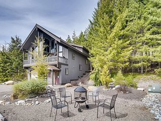 3rd Nt Free-Fantastic Home-Amazing Views*4BD Cabin Near Suncadia*Game Rm