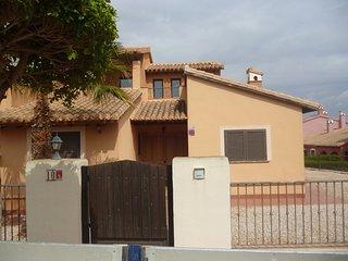 HL 019  3 bedroom villa on HDA Golf Resort