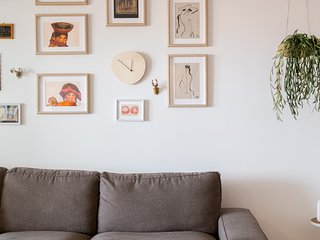 Explore Chania from a Chic & Cozy, vibrant flat