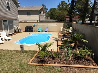 Beach House for weekly rental -  Sleeps 10, Pool