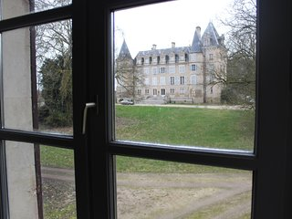 Gite du château a 30km de Bourges