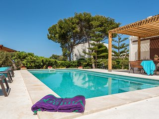 4 bedroom Villa in Cala Morell, Balearic Islands, Spain : ref 5623910