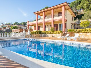 5 bedroom Villa in Blanes, Catalonia, Spain : ref 5223715