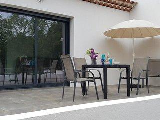 Gîte avec Chambre, Terrasse et grande Mezzanine