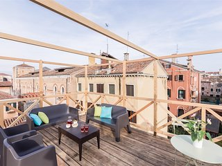 Ca' Del Monastero 7 Roof Terrace