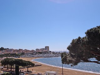 Appt T3 - 4pers - Centre ville et plage - Vue mer - Ste Maxime