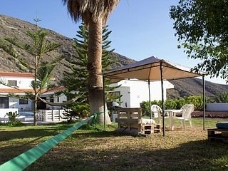 Ocean View Villa with Tropical Garden, Swimming Pool & BBQ