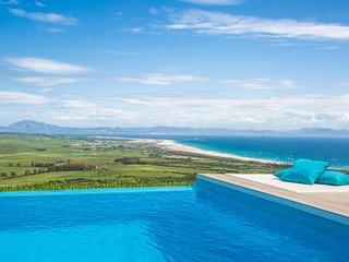 Tarifa Lodge - exklusive Alleinlage mit grandiosem Meerblick und Strandnähe