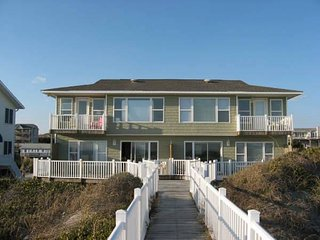 Carolina Dream Oceanfront Vacation Rental