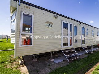 3 Bed, 8 Berth Caravan. California Cliffs. Ref: 50007 Fulmar