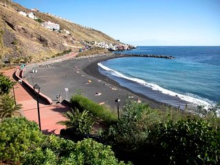 Terrza frente a la Playa, aparcamiento privado