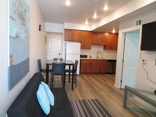 1 Bed/1 Bath Private w/ Futon, Near Shopping Mall (S38)