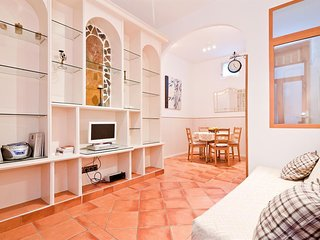 Apartment in the center of Madrid with Internet, Air conditioning, Washing machi