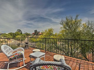 NEW! Tucson Home w/3 Patios - 8 Miles to Downtown!