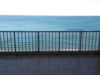 Apartamento primera línea de playa 5 personas