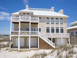 Rivage Beach House ~ Sleeps 13 ~ Gulf Front ~ Amazing Views ~ Rates Dropped