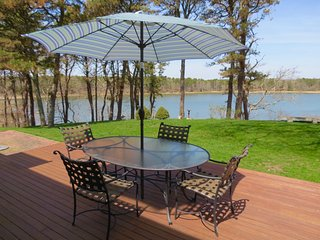 Waterfront, Boat Friendly, Secluded in East Orleans: 004-OM
