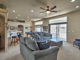 NEW! Bullhead City Home w/ Patio & Mtn Views!