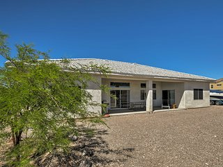 Cozy Bullhead City Home w/ Patio & Mtn Views!