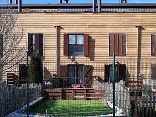 Apartamento Duplex Jardin Villanua Mascotas Perro