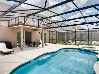 Unique 6bd Home 15 min to Disney at Solterra 5251