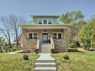 NEW! Updated 7BR Home - Steps From JMU & Old Town!