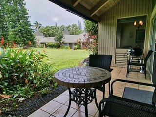 NEW! Princeville Mtn & Garden-View Condo w/ Lanai!