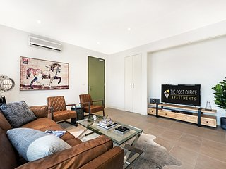 BRAND NEW! Post Office Apt St Kilda East 2 bed 2 bath Modern