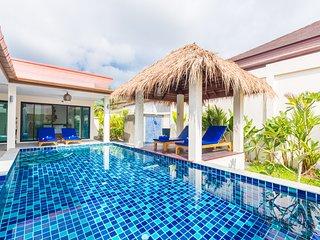 Blue Bird - 2 Bedrooms Pool Villa