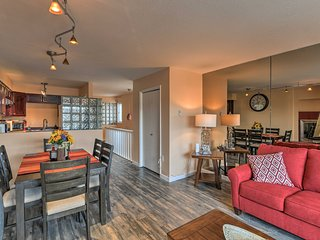 NEW! Anchorage Condo - Walk to Water & Coast Trail