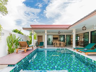 2 Bedrooms Private Pool Villa - Nenuphar