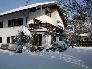 Nuestro apartamento en el invierno