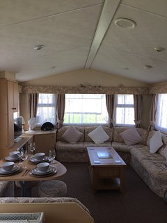 3 Bedroom Holiday Caravan