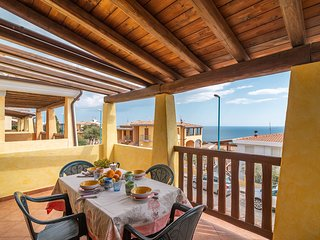CASA GUSTO: delightful sea view apartment